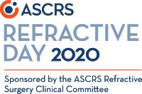 ASCRS Refractive Day logo